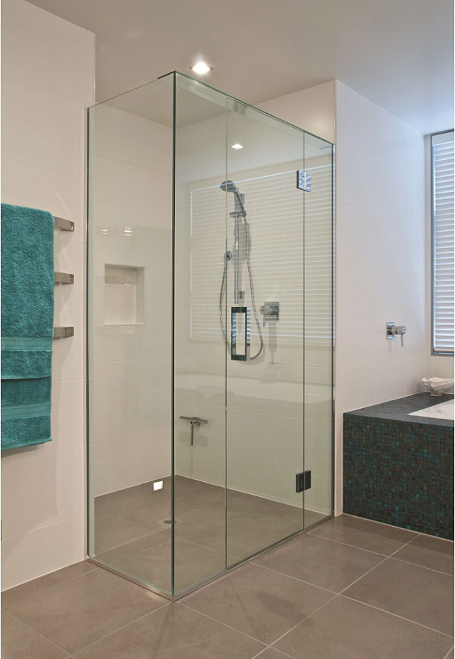 Frameless Shower Enclosures The Beauty And Style Of Glass Showers Is In Simplicity Elegance Their Clean Design
